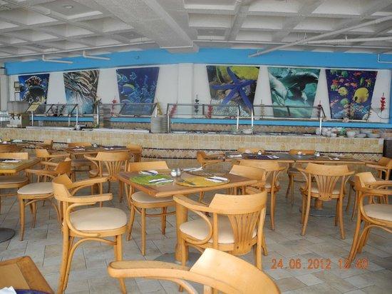 Calinda Beach Acapulco: Comedor