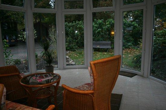 Hotel Bremers Bauerndiele: Wintergarten