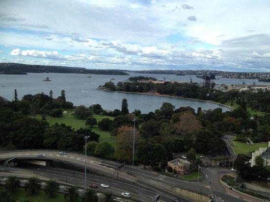 InterContinental Sydney: Fabulous view!