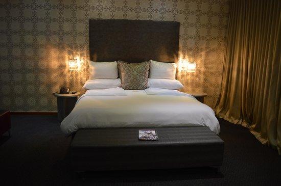 St. Andrews Signature Hotel & Spa: La chambre de luxe