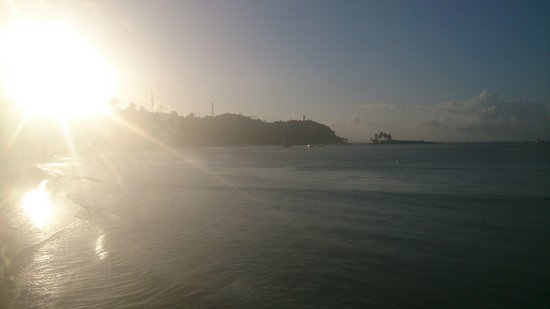 Terceira Praia Beach: Entardecer