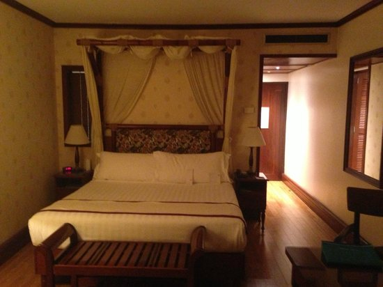 InterContinental Tahiti Resort & Spa : Chambre Standard