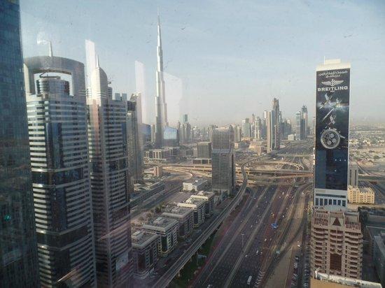 Al Salam Hotel Suites : Blick aus dem Zi 4204