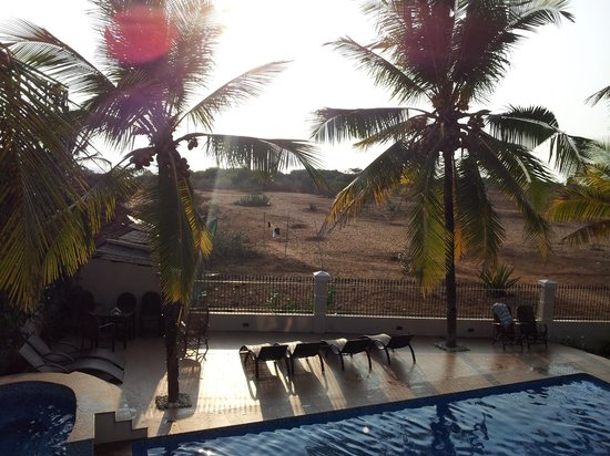 Resort Coqueiral: View from our Room
