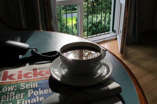 Berg- und Jagdhotel Gabelbach: coffee morning