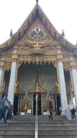Wat Hua Lumphong : Main Temple