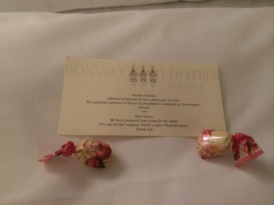 Palace Bonvecchiati : Каждый вечер - сладкий сюрприз )))