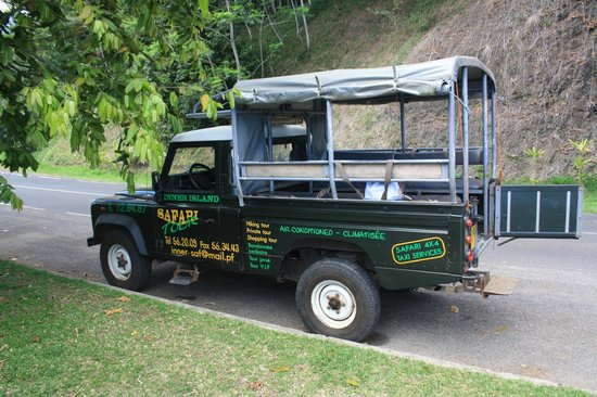 InterContinental Moorea Resort & Spa : Safari 4*4