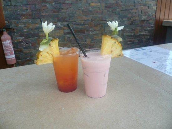 InterContinental Moorea Resort & Spa: Au bar de l'Hotel