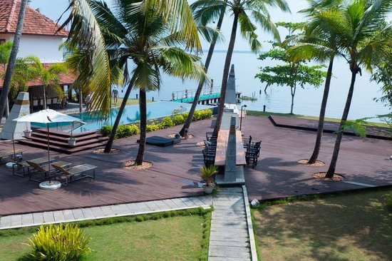 The Park on Vembanad Lake: View from Room