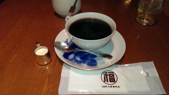 Marufuku Coffee Shop JR Osaka Mitsukoshi Isetan