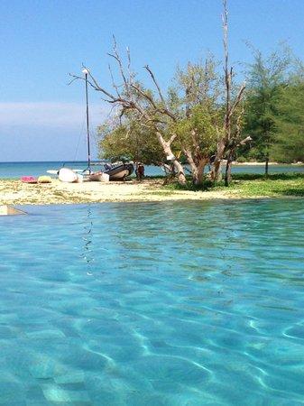 Anantara Layan PhuketResort : View from Pool