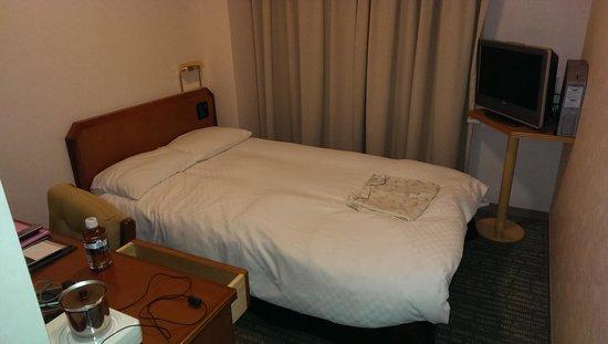 Hearton Hotel Nishi Umeda: 室内の様子