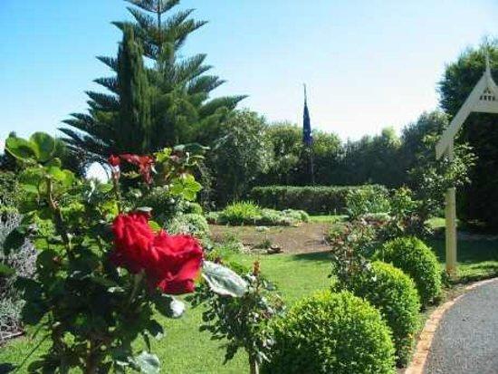 Codrington, Australia: Gardens