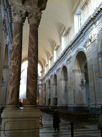 Duomo di Catania: Interno del Duomo
