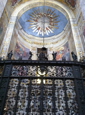 Duomo di Catania: Cappella della Santa