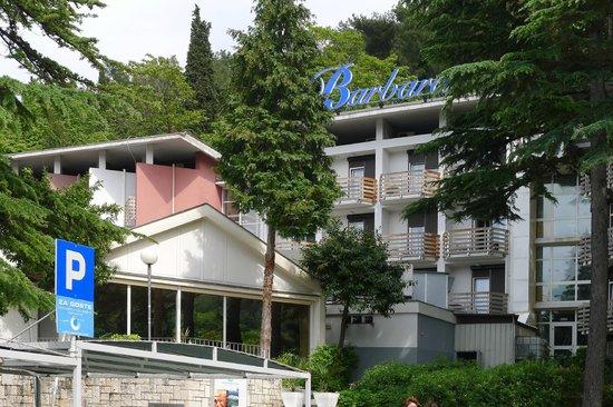 芭芭拉費耶薩飯店照片