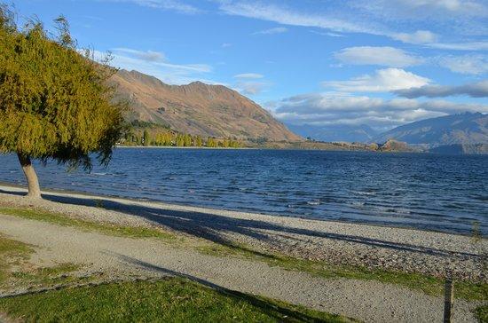 Lake Wanaka : Lac de Wanaka 2