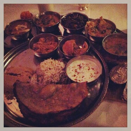 Suryagarh : thali@the legend of marwad