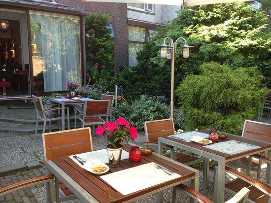 Hotel van Walsum: Garden