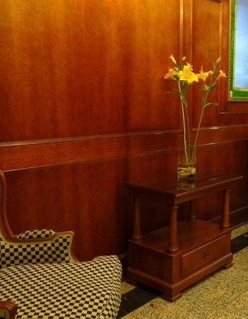 Panamericana Hotel Providencia: Vorraum