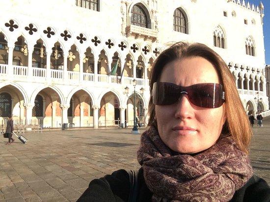Piazza San Marco (Plaza de San Marcos): Ажурная красота