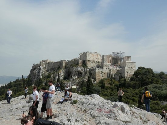 Athens Free Walking Tour : L'Acropole