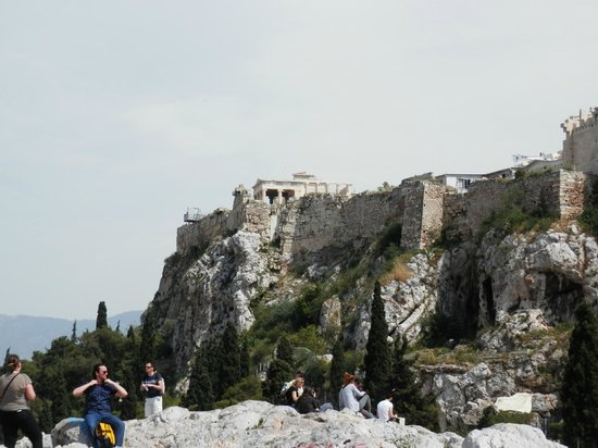 Athens Free Walking Tour : Acropole