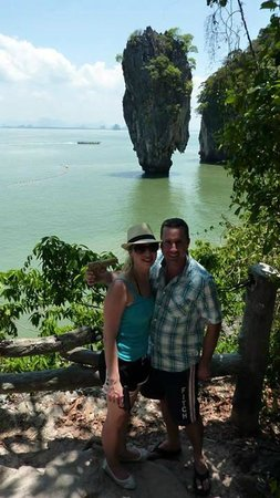 Two Sea Tour: James Bond Island