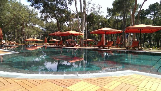 Ali Bey Resort Sorgun: Pool