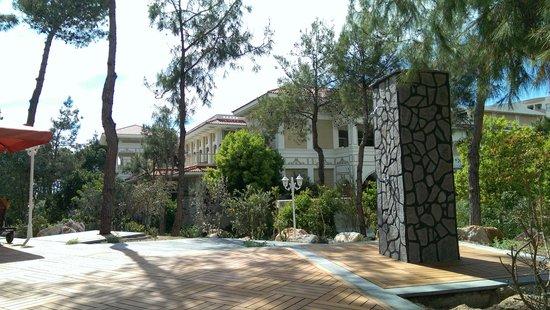 Ali Bey Resort Sorgun: Anlage