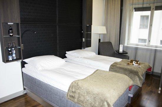 GLO Hotel Art: Спальня