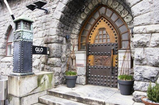 GLO Hotel Art : Двери отеля