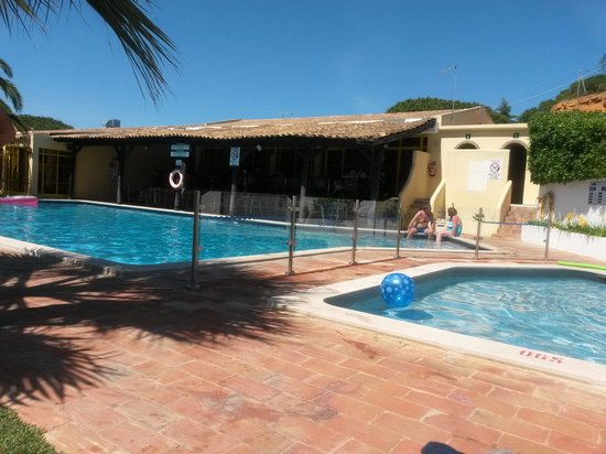 Pinhal do Sol Hotel: pool