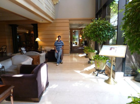 InterContinental Hotel Buenos Aires: Lobby