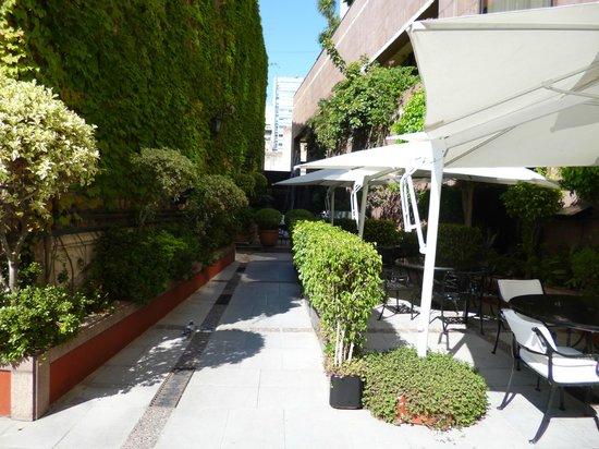 InterContinental Hotel Buenos Aires: Patio