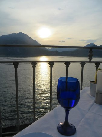 Ristorante La Vista: Best view to enjoy your wine and a great meal