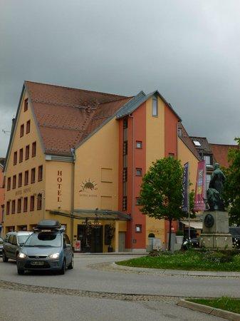 Hotel Sonne: Esterno hotel