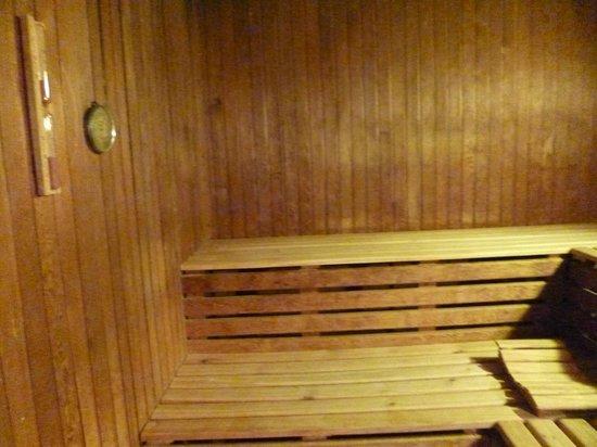 InterContinental Hotel Buenos Aires : Sauna seco- spa