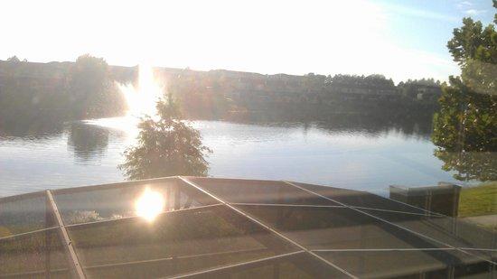Encantada -The Official CLC World Resort : Uitzicht op het meer