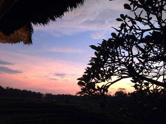 Villa Semana: Beautiful sunset