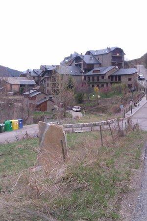 Casa Macia : vistas de pueblo