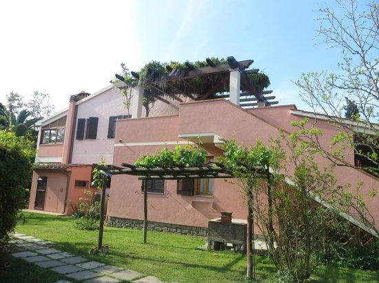 Case per Vacanze Le Pitte : Vista della struttura