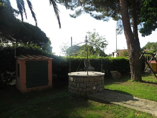 Case per Vacanze Le Pitte: Vista della struttura