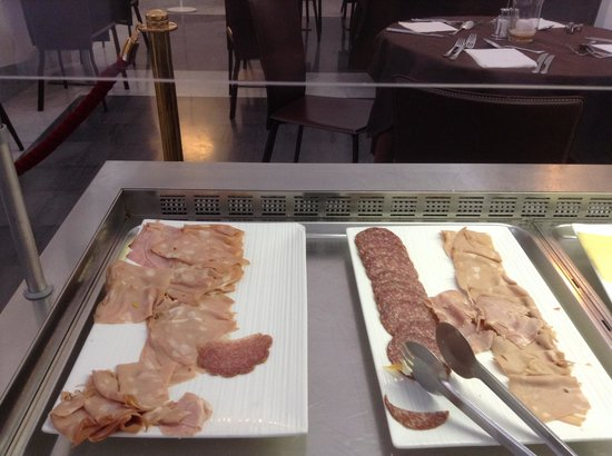 Hotel Palazzo Sitano: breakfast..