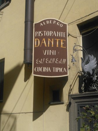 Ristorante Albergo Dante: da Dante