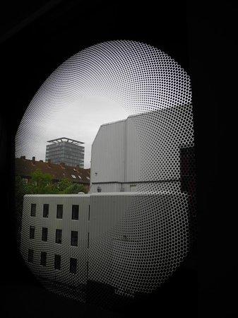 ARCOTEL Onyx: Вид со второго этажа был вполне интересный