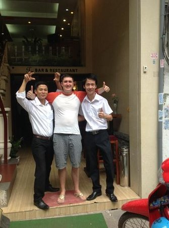 Tu Linh Palace Hotel 2: Me and the lads