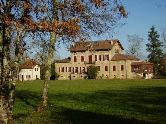Angoumé, France : Château de Agoumé