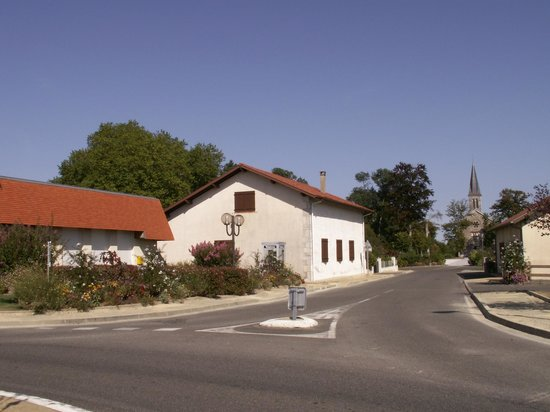 Mairie de Angoumé